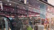 Umsatzeinbruch im Einzelhandel
