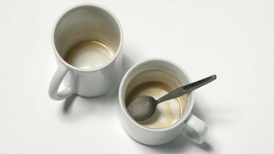 Der Kaffee ist längst leer, aber die Sitzung noch lange nicht zu Ende? Das gibt es ziemlich oft!