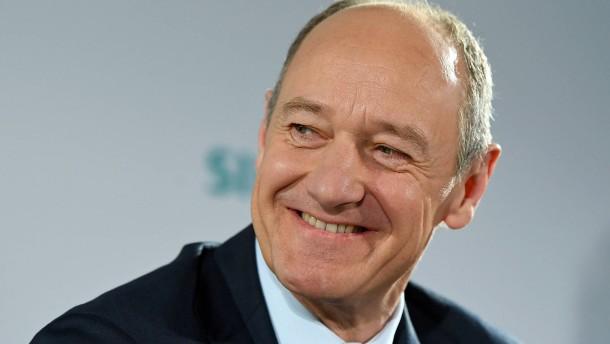Roland Busch wird neuer Siemens-Chef