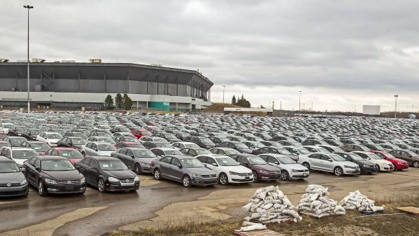 VW droht neue Anlegerklage