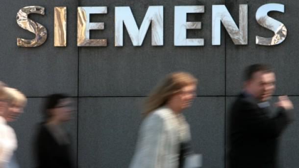 Siemens beichtet Missmanagement