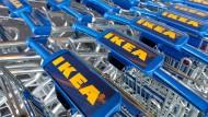 Deutsche Kunden treiben den Umsatz von Ikea