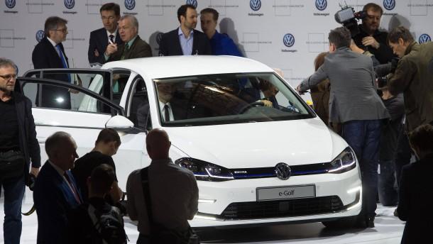VW macht Dresden zum Zentrum für Elektromobilität