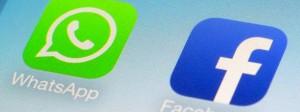Künftig enger miteinander verbunden: Whatsapp und Facebook.