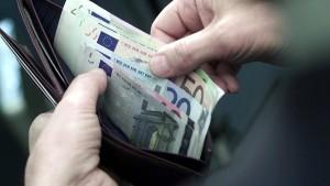 Deutscher Spitzensteuersatz weit über EU-Durchschnitt
