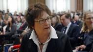 Brigitte Zypries ist nach dem Rückzug von Sigmar Gabriel neue Wirtschaftsministerin.