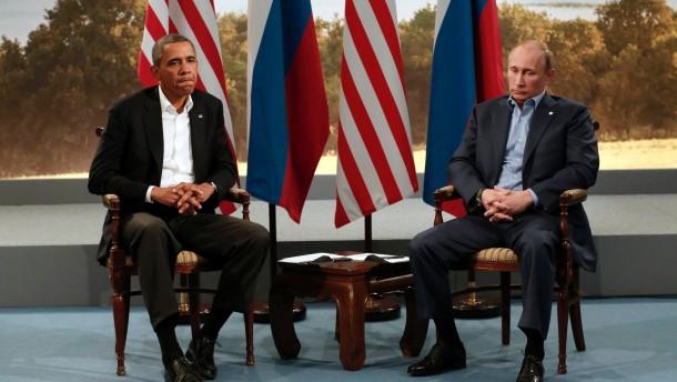 Syrien-Gespräche vor Sackgasse