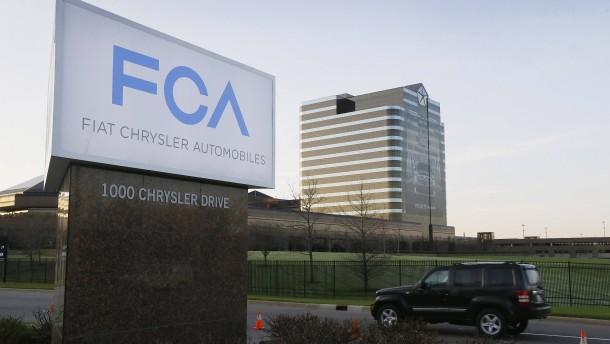 Fiat Chrysler verdient mehr Geld
