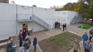 Ein Zuhause für 120 Menschen: Flüchtlingsunterkunft in Hannover