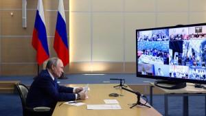 Deutsche Manager zeigen sich in Russland optimistisch