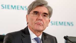 Siemens verdient mehr als sechs Milliarden Euro