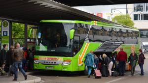Fernbusse so beliebt wie noch nie