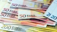 Ein Euro kostet wieder 1,16 Dollar