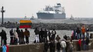 Litauen möchte Gasvertrag mit Russland nicht verlängern