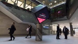 Londons Börse erfüllt Bedingung für Fusion mit Deutscher Börse