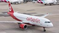 Air Berlin wird zerschlagen - die Lufthansa hat gute Chancen, einen großen Teil zu bekommen.