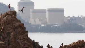 Stresstest für Japans Atomkraftwerke