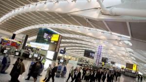 Der neue Reisetempel von Heathrow