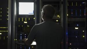 Wo die Informatiker arbeiten