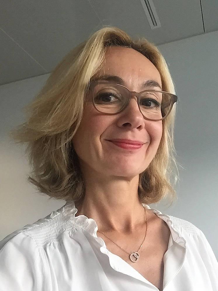 Die Autorin: Emmanuelle Brun-Neckebrock, CFO SAP Frankreich