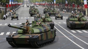 Regierung prüft Fusion von Panzerherstellern