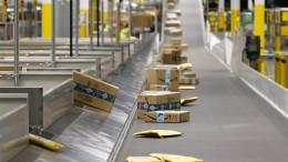 Seit Juli schafft Amazon 2800 neue Arbeitsplätze - pro Tag