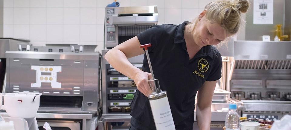 McDonalds entwickelt neue Burger - entgegen dem Veggie-Trend