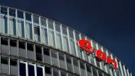 Kämpft mit der Energiewende: Energieversorger Eon.