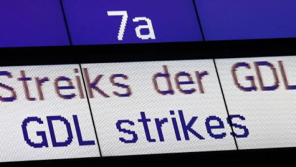 150 Lokführer im Streik