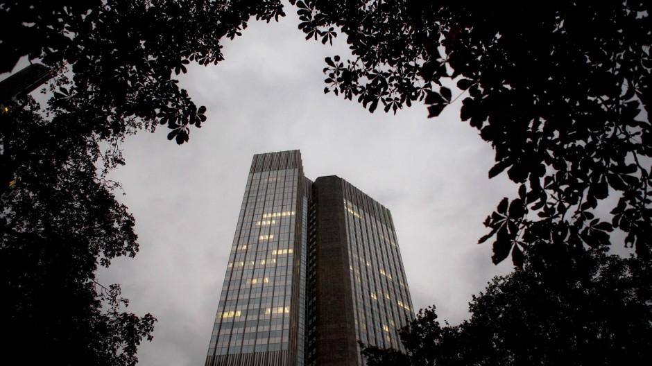 Spannung vor der Sitzung: Europa schaut auf die EZB.