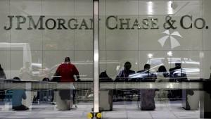 Ungemach für JP Morgan