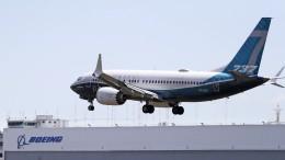 Boeing einigt sich mit Angehörigen der Opfer