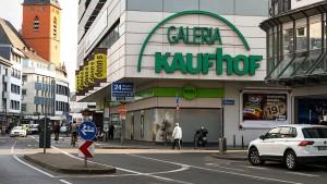 Kaufhof-Eigentümer macht mehr Verlust