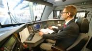 Ganz schön schwer zu finden: Triebfahrzeugführer im Eisenbahnverkehr