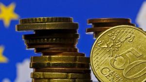 Deutscher Target-Saldo fällt um fast 100 Milliarden Euro