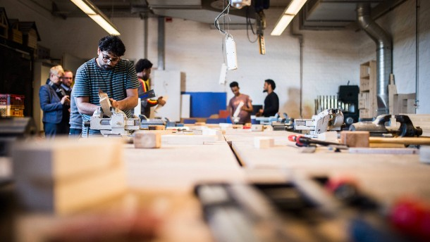 Widmann-Mauz zieht positive Bilanz zu Flüchtlingen auf Arbeitsmarkt