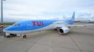 Tuifly will neue Kunden gewinnen, vor allem in China und Brasilien.