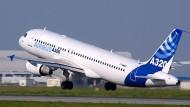 Airbus darf Flugzeuge an Iran verkaufen