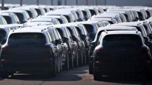 Streit um SUVs in den Städten