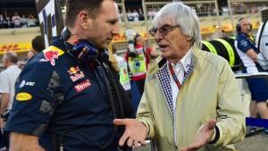 Formel-1-Chef Bernie Ecclestone soll vor Rücktritt stehen