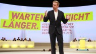 Auf den Wiedereinzug in den Bundestag müssen Christian Lindner und seine Partei wohl nicht mehr lange warten. Aber reicht es auch für mehr?