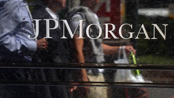 """Amerikas größte Bank meldet """"nur"""" 2,9 Milliarden Dollar Gewinn"""