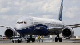Welthandelsorganisation urteilt über Boeing-Subventionen