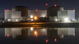 Abschaltung von Atomkraftwerk hat begonnen