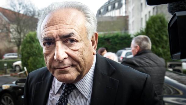 Strauss-Kahn arbeitet künftig für ukrainische Bank