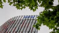 Kreditanstalt für Wiederaufbau in Frankfurt