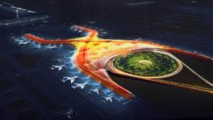 Star-Architekt Foster baut Mexikos neuen Hauptstadflughafen
