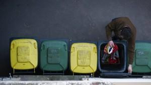 Das Kartellamt durchleuchtet die Müllgebühren