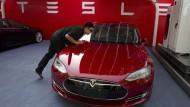Daimler trennt sich von Tesla-Anteil
