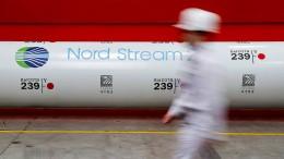 Wird Nord Stream 2 am Freitag weitergebaut?